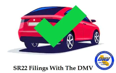 Standard SR22 Insurance In California SR22 DMV Filing SR22savings.com