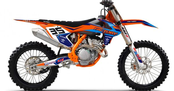 Fast Series Semi Custom Factory Backing MX Graphics