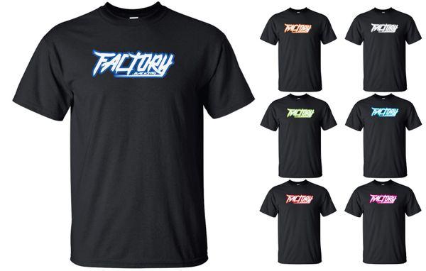 Factory Backing T Shirt FB New Punk logo