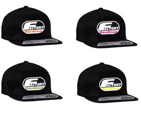 Factory Backing Snap back hat