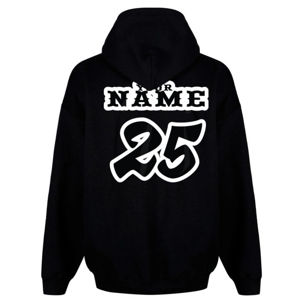 Pit Hoody Sweatshirt Western Custom MX clothing