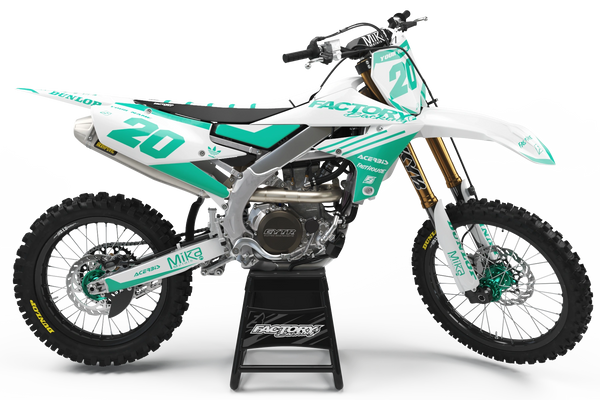 PL2 Series Semi-Custom Factory Backing Yamaha Graphics