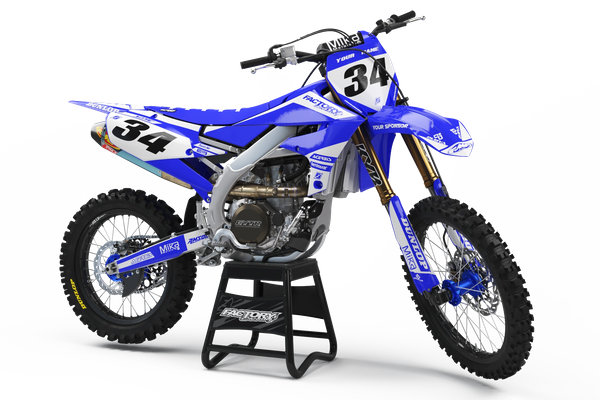 PL3 Series Semi-Custom Factory Backing Yamaha Graphics