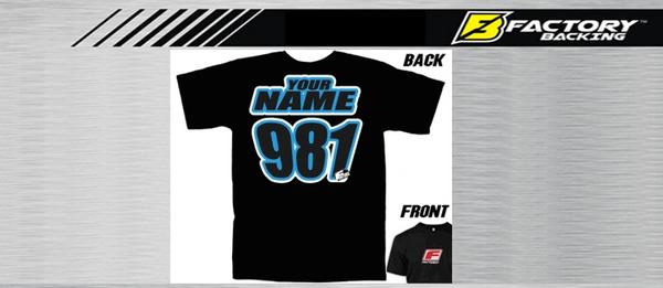 Pit T Shirt Style #4 Custom MX clothing
