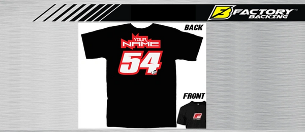 Pit T Shirt Style #6 Custom MX clothing