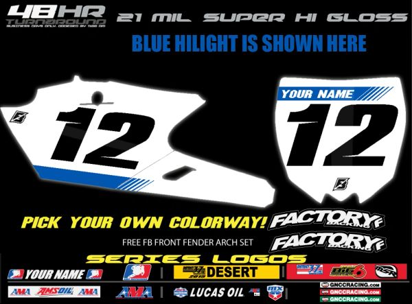 Yamaha Factory Backing Pre Printed Backgrounds F2 SERIES