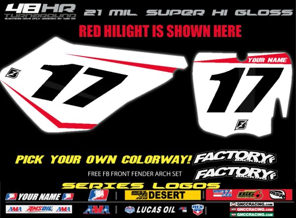Cobra Factory Backing Pre Printed Backgrounds F3 SERIES