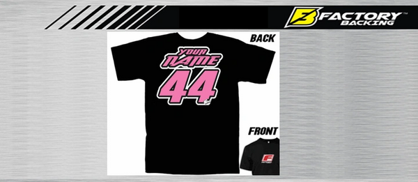 Pit T Shirt Style #7 Custom MX clothing