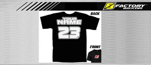 Pit T Shirt Style #10 Custom MX clothing