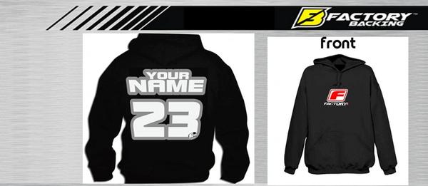 Pit Hoody Sweatshirt Style #10 Custom MX clothing