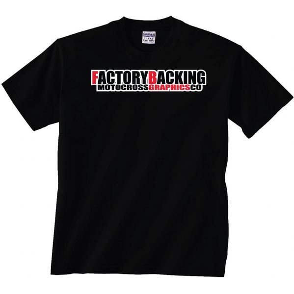 Factory Backing T Shirt FB BANNER