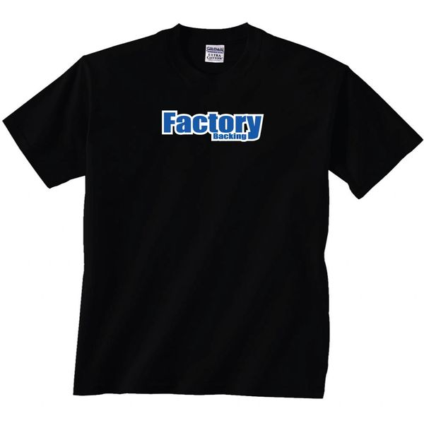 Factory Backing T Shirt FB CLASSIC