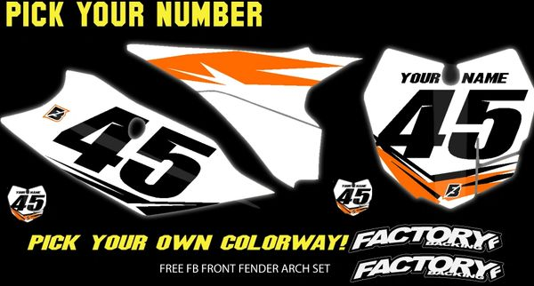 Fast Guy pre printed backgrounds Includes Air box if applies and 3 logos