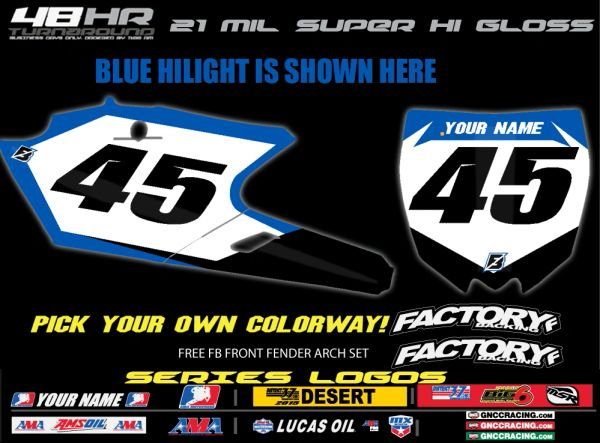 Yamaha Factory Backing Pre Printed Backgrounds F6 SERIES