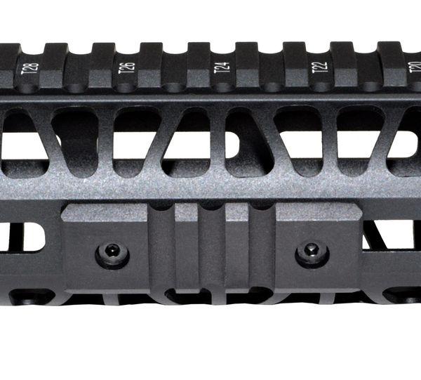 M-LOK Style Free Float Aluminum Handguard for AR  223, Carbine Length 7