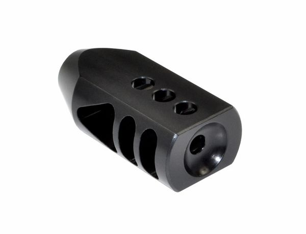 Competition Grade Muzzle Brake Recoil Compensator For Ar 10 308