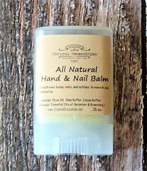 Hand & Nail Balm