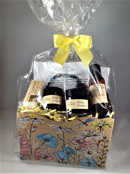 Wildflower Gift Basket