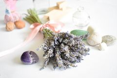 Lavender Bouquet Natural Perfume