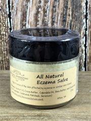 All Natural Eczema Salve