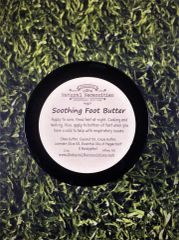 Soothing Foot Butter