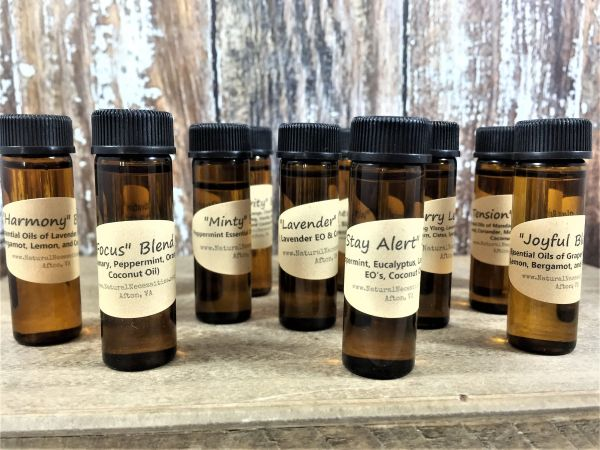Mini Aromatherapy Blends