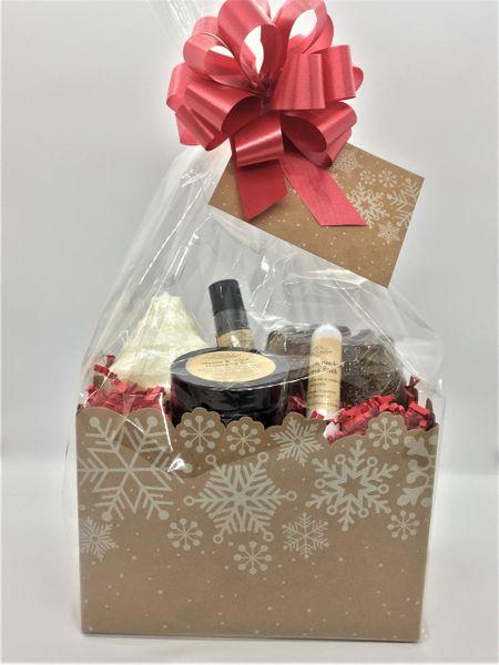 Aromatherapy Holiday Baskets