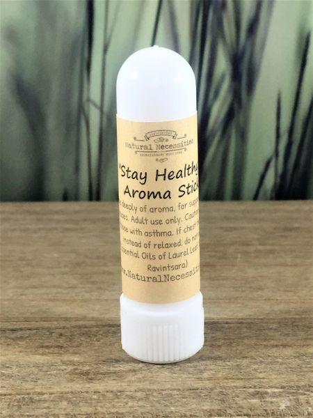 """Stay Healthy"" Aroma Stick"