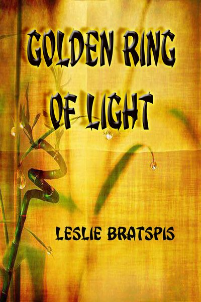 Golden Ring of Light Author Leslie Bratspis