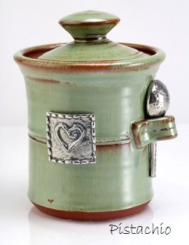 Salt Pot - Heart