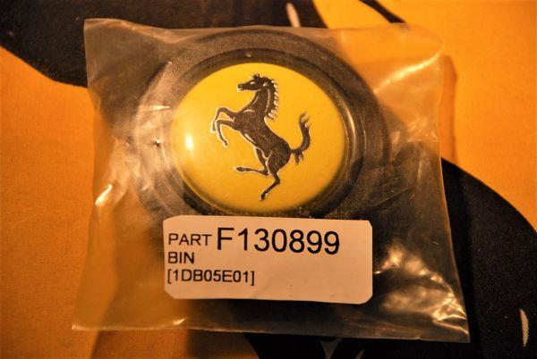Original Vintage Nos Early Ferrari Horn Button