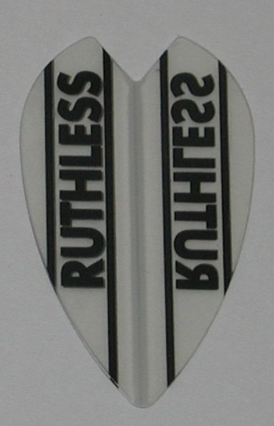 3 Sets (9 flights) Ruthless Vortex Full Size CLEAR Flights - 1904