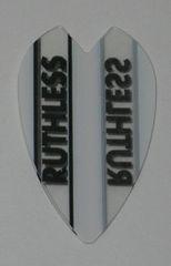 3 Sets (9 flights) Ruthless Vortex Mini Size WHITE Flights - 1921