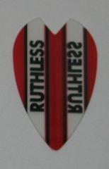 3 Sets (9 flights) Ruthless Vortex Mini Size RED Flights - 1922