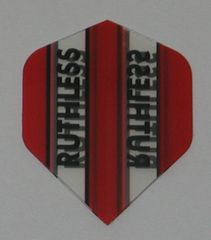 3 Sets (9 flights) Ruthless Mini RED Flights - 1962