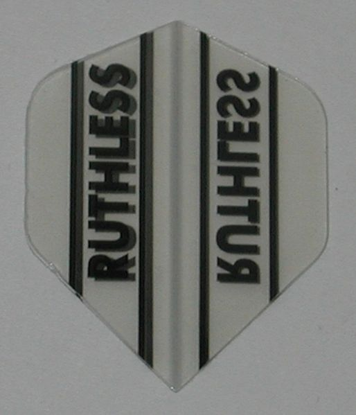 3 Sets (9 flights) Ruthless Mini CLEAR Flights - 1964