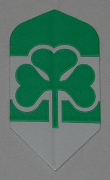 3 Sets (9 flights) Ameithon IRISH, EIRE, IRELAND, CLOVER Slim Dart Flights - 3442