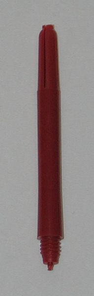 3 Sets (9 shafts) Nylon 2BA, RED MEDIUM Dart Shafts