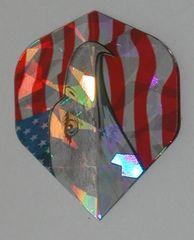 3 Sets (9 flights) US USA AMERICAN EAGLE Standard Holographic Flights - 6078