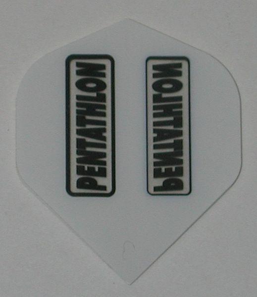 3 Sets (9 flights) WHITE Standard PENTATHLON Flights - 2007
