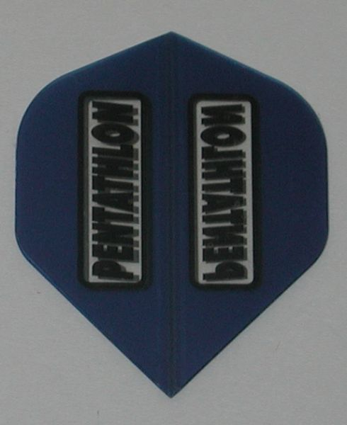 3 Sets (9 flights) BLUE Standard PENTATHLON Flights - 2003