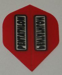 3 Sets (9 flights) RED Standard PENTATHLON Flights - 2000