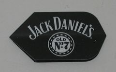 1 Set (3 flights) Jack Daniel's Slim Dart Flights