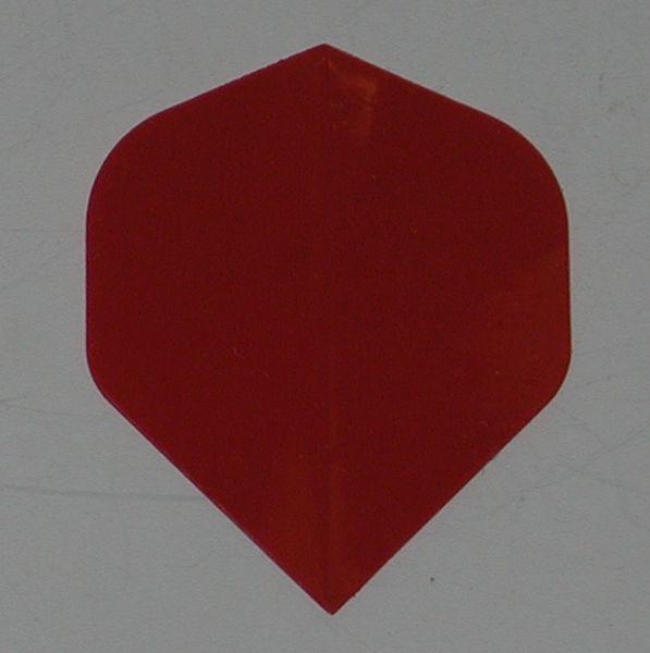 3 Set (9 flights) RED Standard Hard Dart Flights