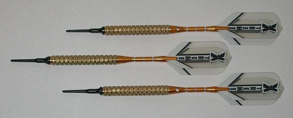 GOLDEN GRIP Professional 90% Tungsten Knurled Grip - 18 Gram - Style 1