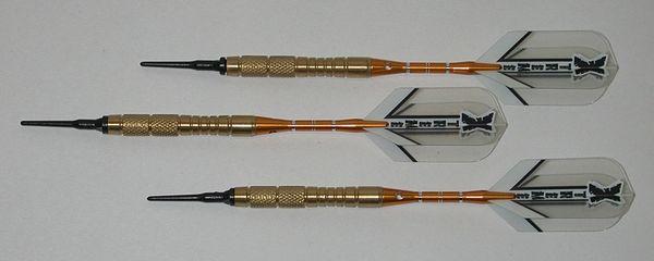 GOLDEN GRIP Professional 90% Tungsten Contoured Grip - 18 Gram - Style 6