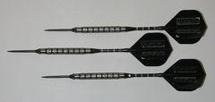 Xtreme 25 gram Steel Tip Darts - 90% Tungsten, Very Aggressive Grip