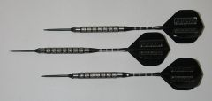 Xtreme 23 gram Steel Tip Darts - 90% Tungsten, Very Aggressive Grip