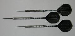 Predator 22 gram Steel Tip Darts - 85% Tungsten, Aggressive Ridged Grip - Style R1