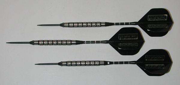 Xtreme 21gram Steel Tip Darts - 90% Tungsten, Very Aggressive Grip
